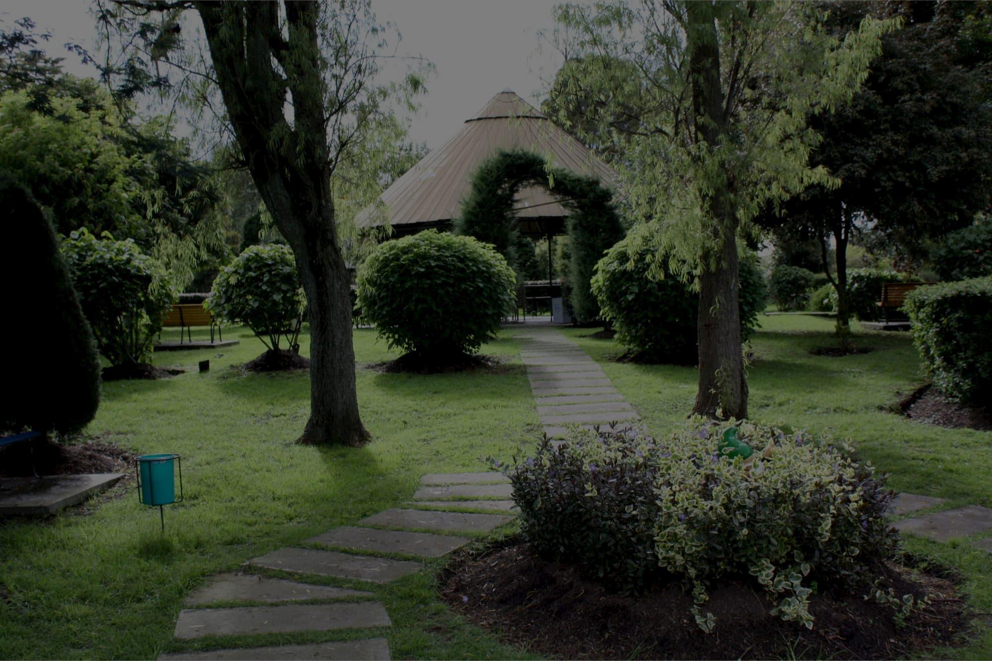 Casa de retiros El Edén