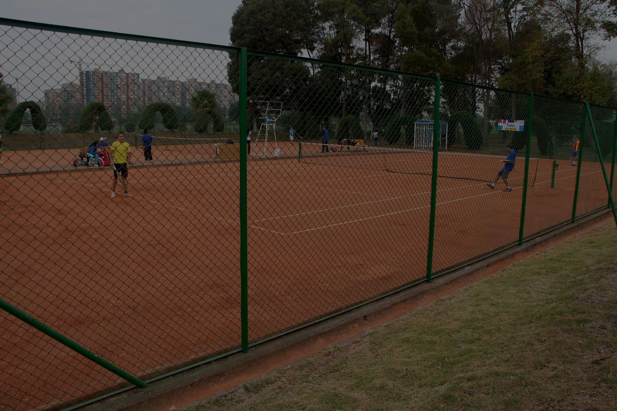 Canchas de Tennis